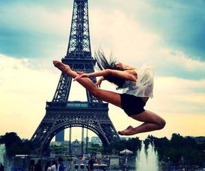 dance and paris image