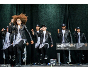 dance, dance crew, and dance troupe image