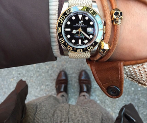 luxury and rolex image