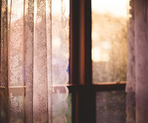 window, indie, and light image