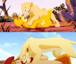disney, love, and simba image
