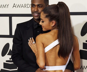 ariana grande, big sean, and grammys image