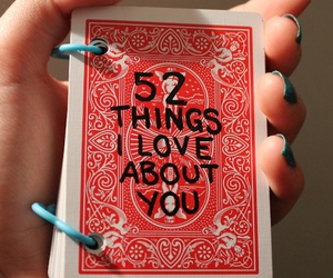 love, cards, and things image