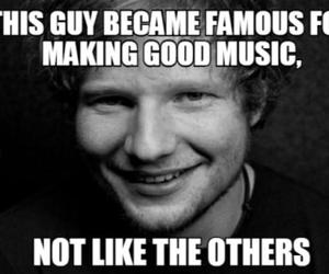 ed sheeran and singer image