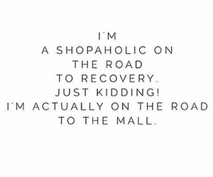 fashion, glam, and shopaholic image