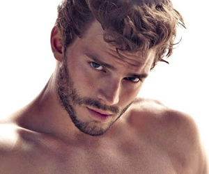 Jamie Dornan, christian grey, and Hot image