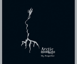 arctic monkeys and my propeller image