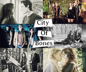 city of bones, clary fray, and the mortal instruments image