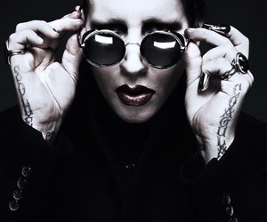 Marilyn Manson and manson image