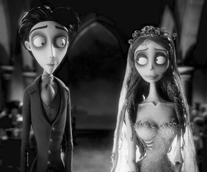 aw, corpse bride, and sad image