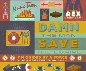 Empire records, film, and damn the man image