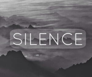 silence, wallpaper, and background image