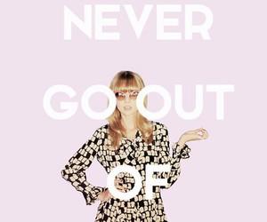 Lyrics, style, and Taylor Swift image