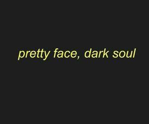 dark, soul, and pretty image
