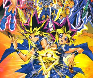 yu-gi-oh!, anime, and manga image