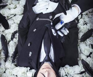 cosplay, anime, and kuroshitsuji image