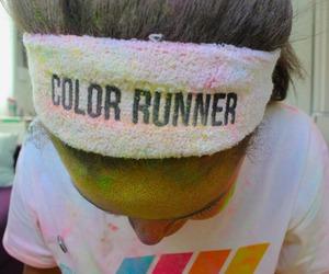 color runner image