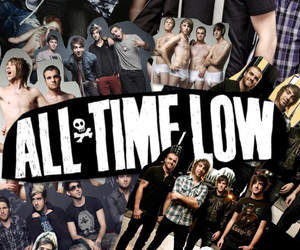 alex, all time low, and I Love You image