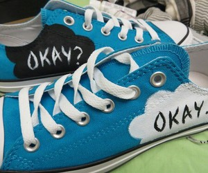 shoes, tfios, and okay image
