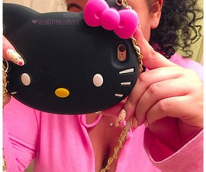 girly, HelloKitty, and kawaii image