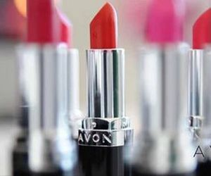 lipstick, valentines day, and love image