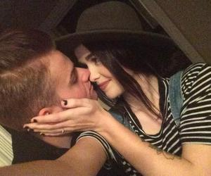 couple, acacia brinley clark, and acacia clark image