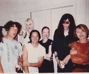 debbie harry, joey ramone, and shirley manson image