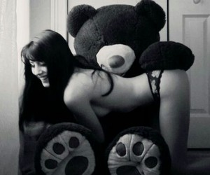 bear, sex, and sexy image
