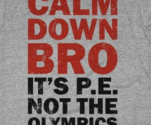 bro, calm down, and quote image