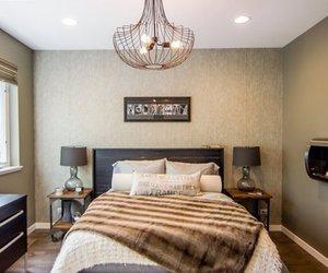 bedroom, bedroom decor, and decor image