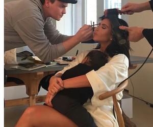 adorable, kim kardashian, and hair image