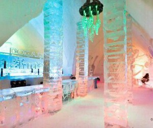 i want, ice, and beautiful places image