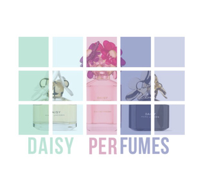 colorful, flowers, and perfume image