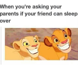 friends, funny, and parents image
