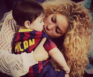 Barcelona and shakira image