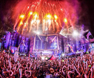 Tomorrowland, party, and rave image