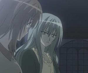 strawberry panic, nagisa, and shizuma image