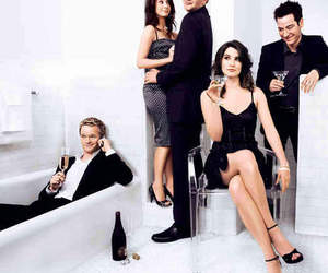 how i met your mother and tv show image