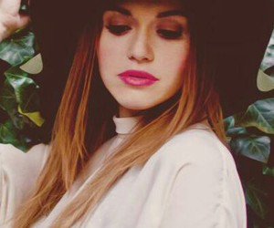 holland roden, teen wolf, and holland image