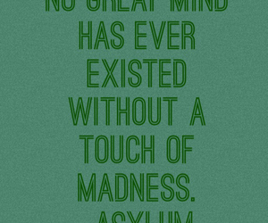 asylum, books, and madness image