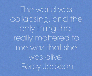 books, quotes, and percy jackson image