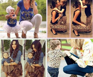 beautiful, little girl, and outfits image