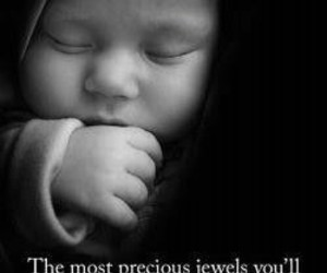 child, baby, and quotes image