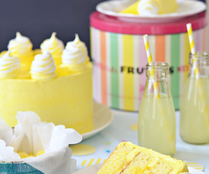 cake, color, and delicious image