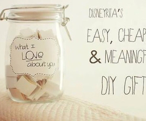 diy, gift, and present image