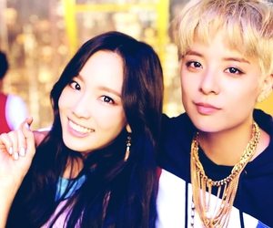 f(x), amber, and taeyeon image