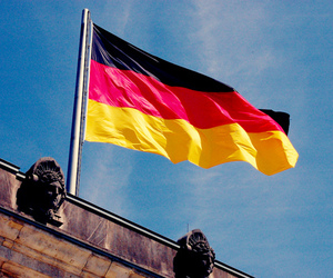 germany and flag image