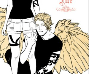 the mortal instruments, clace, and jace image