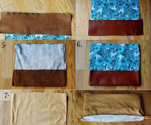 clutch, tutorial, and cotton image