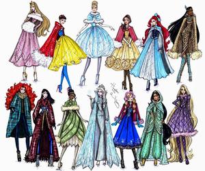 princess, disney, and hayden williams image